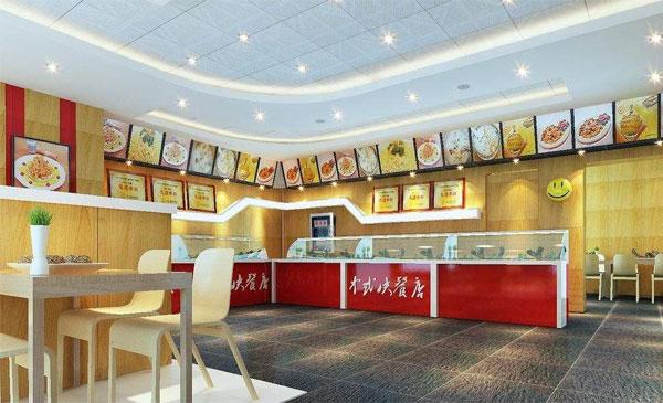 中式快餐店名字分享