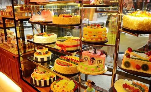 蛋糕店起名方法