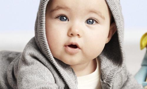 新潮的婴儿小名