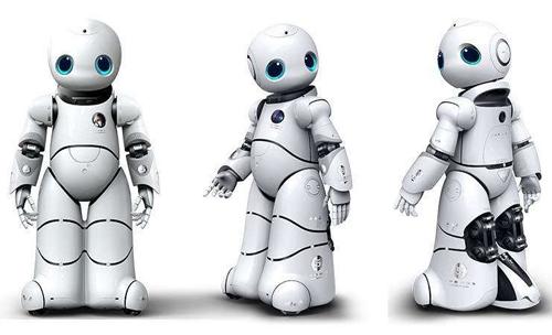 机器人公司起名