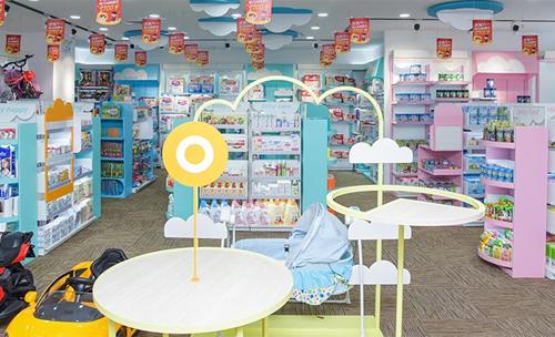 孕婴店起名字